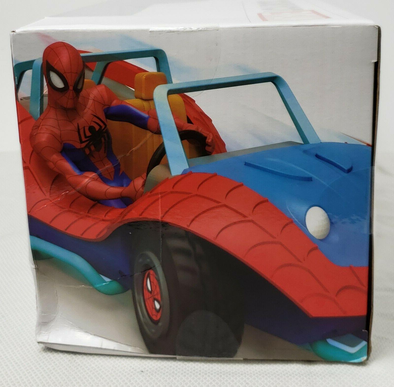 Disney Spider-Mobil Set