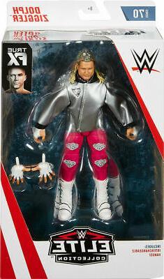 Dolph Ziggler WWE Mattel Elite Series 70 Action Figure NEW C
