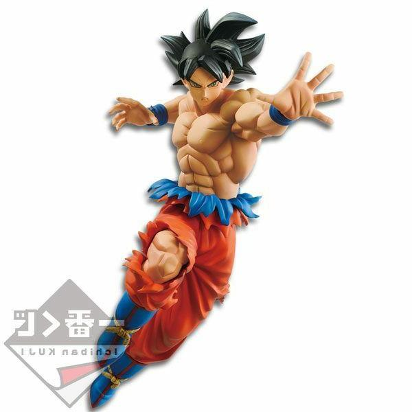 Dragon Ball DBZ Super Ultra Instinct Goku Banpresto Last One