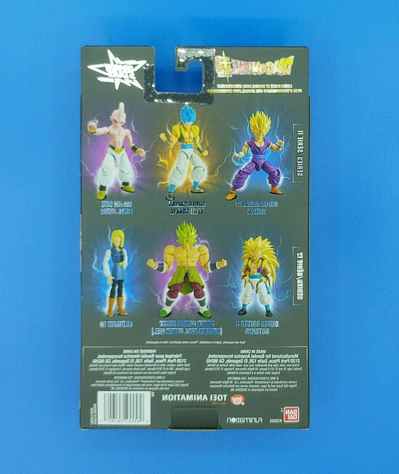 Bandai Dragon Ball Series Saiyan Broly