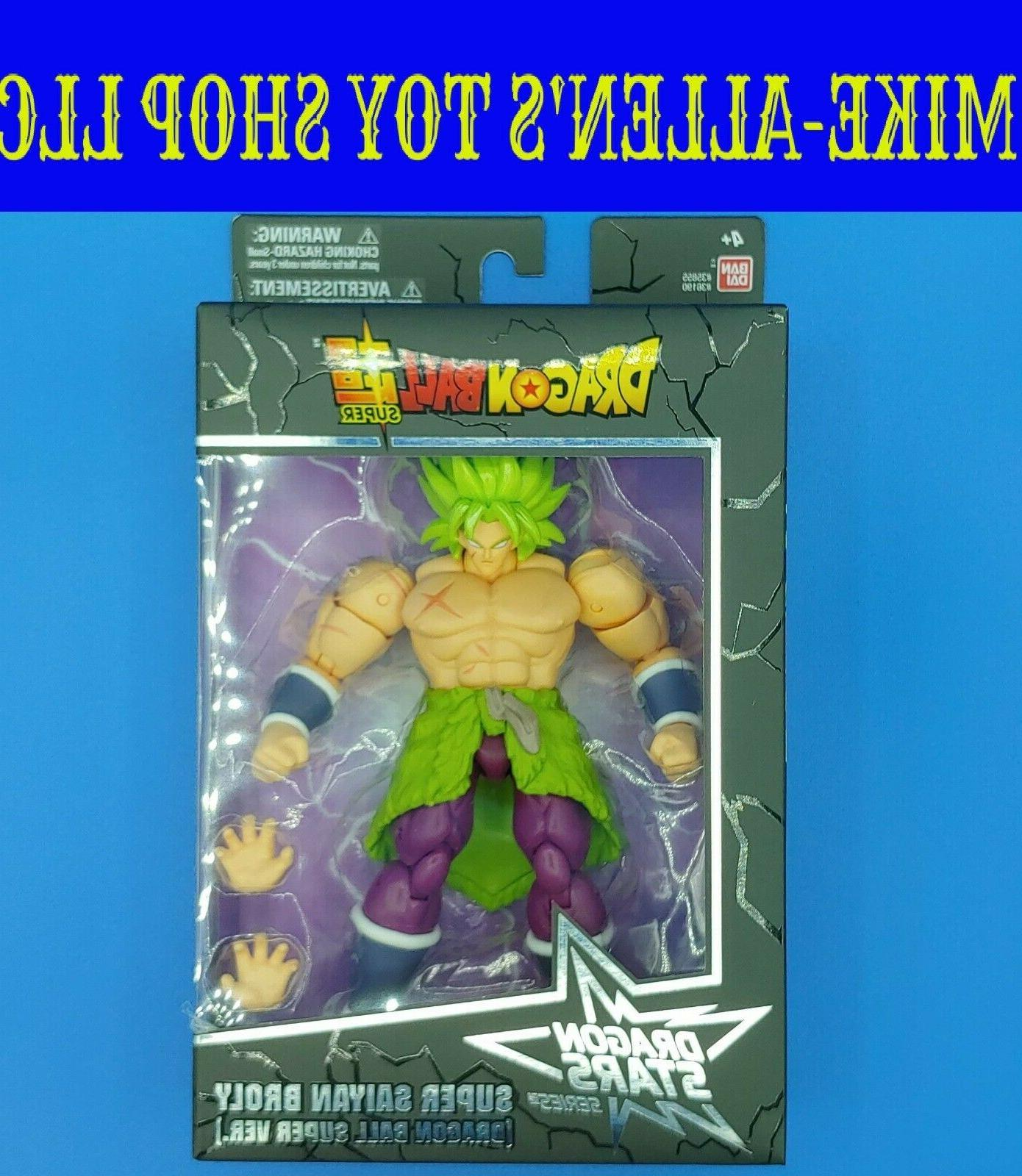 dragon ball stars series super saiyan broly