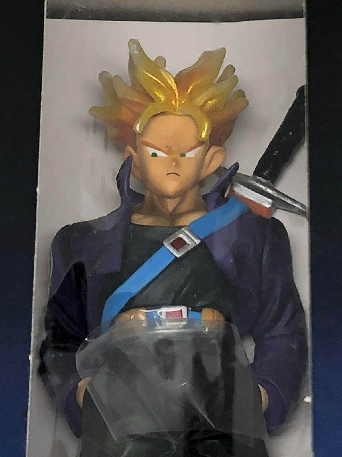 Dragon Ball Z Trunks Banpresto PVC in Box