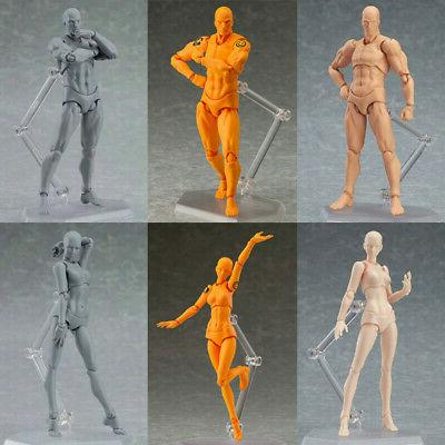 drawing figures for artists action figure model