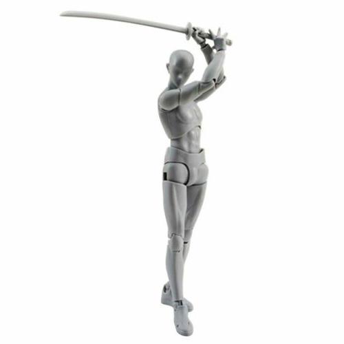 US For Artists Action Figure Human Mannequin Man Kit