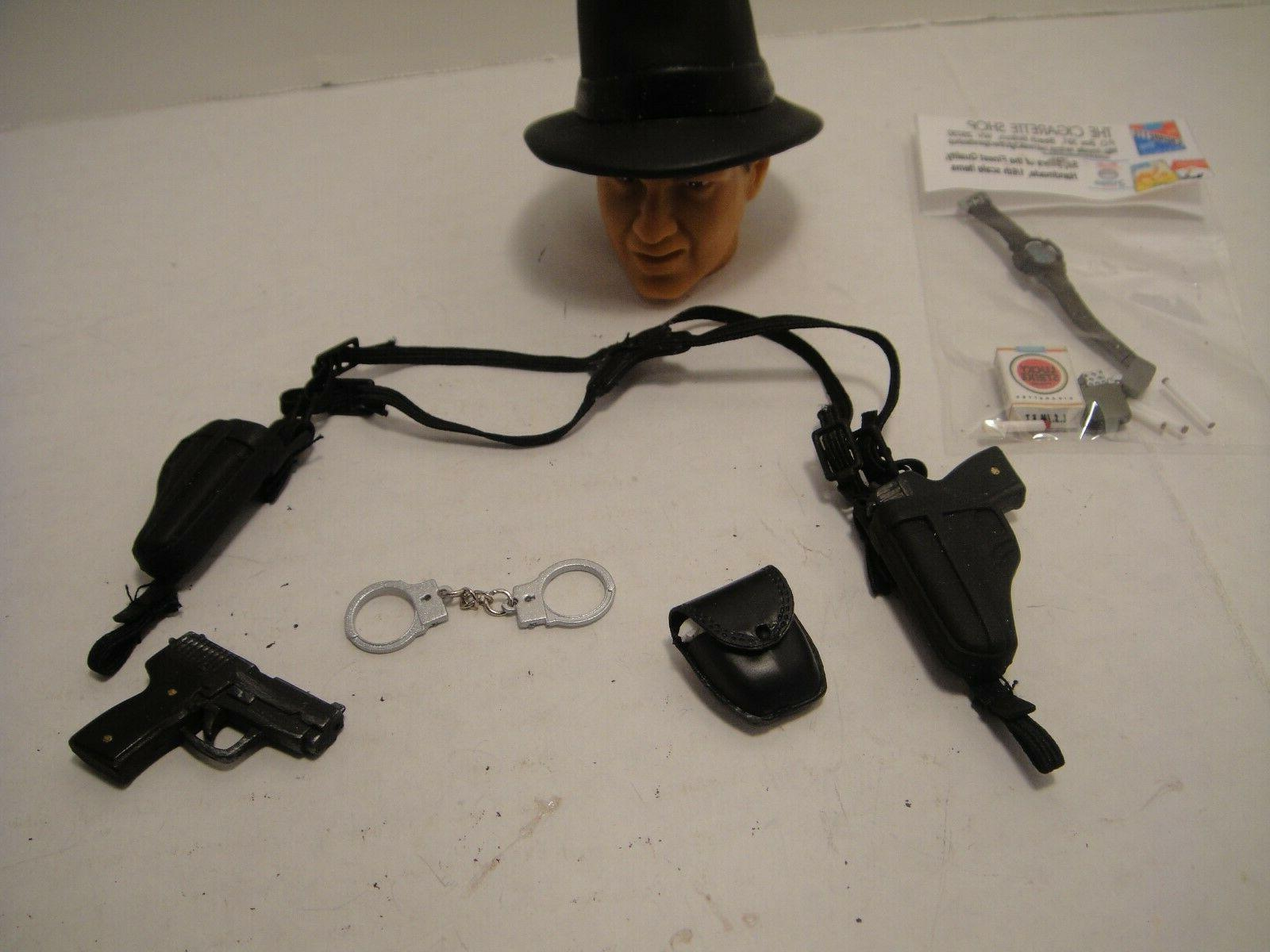 dual shoulder holster strap gun pistols
