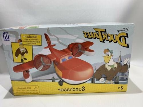 Disney Plane With Figure New