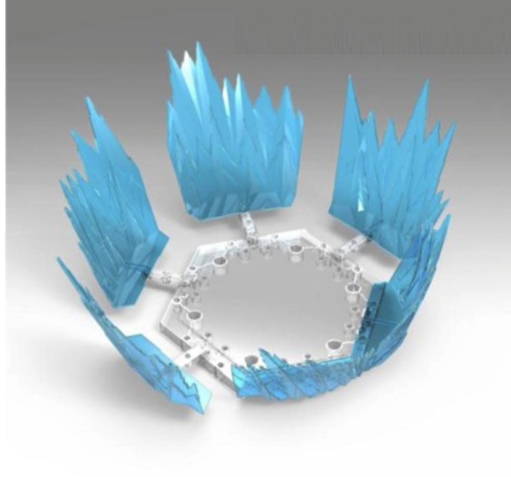 ☀️ Blue Figma D-arts Figure