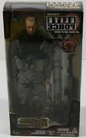 "Elite Force US 2nd Ranger BAR's Gunner 12"" 1/6th Action Figu"
