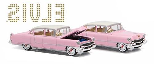 elvis presley 1955 pink cadillac