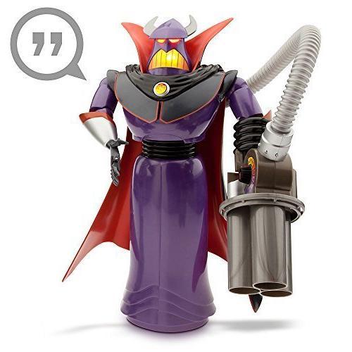 emperor zurg talking action figure