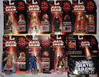 Star wars Episode 1 Action Figures Lot of 8 pack 4