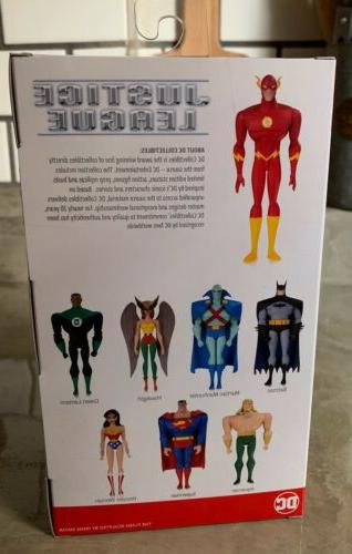DC Collectibles Edition Justice Action