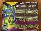 FACTORY SEALED Transformers G1 Devastator reissue 2018 Walma