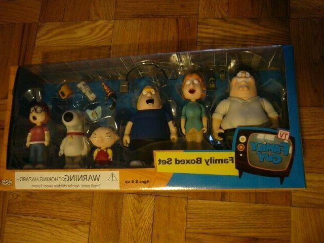 family guy action figure set new in