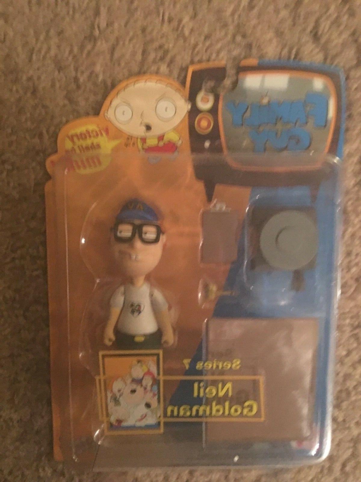 Family Guy Mezco Figures