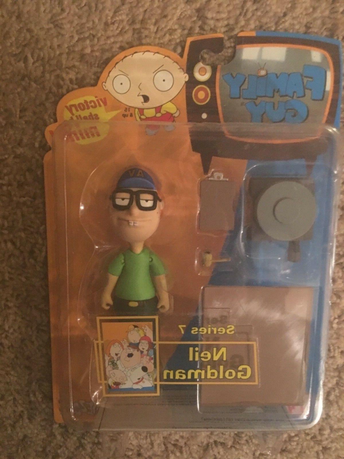 Family Guy Mezco Figures Series