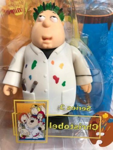 Family Guy Christobel Figure Series Mezco Chris in