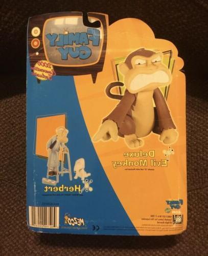 Family Guy HERBERT Action Comic Exclusive Mezco Toys