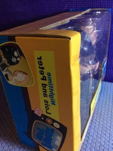 MEZCO Family Guy Lois Peter Figures