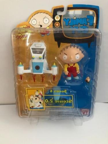 family guy stewie 2 0 action figure