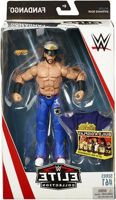 Fandango - WWE Elite 61 Mattel Toy Wrestling Action Figure