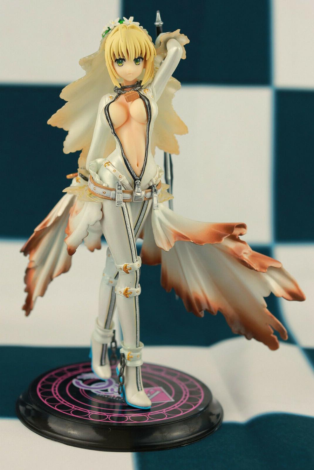 "Fate Nero Wedding Scale 8.7"" Figure Toy"