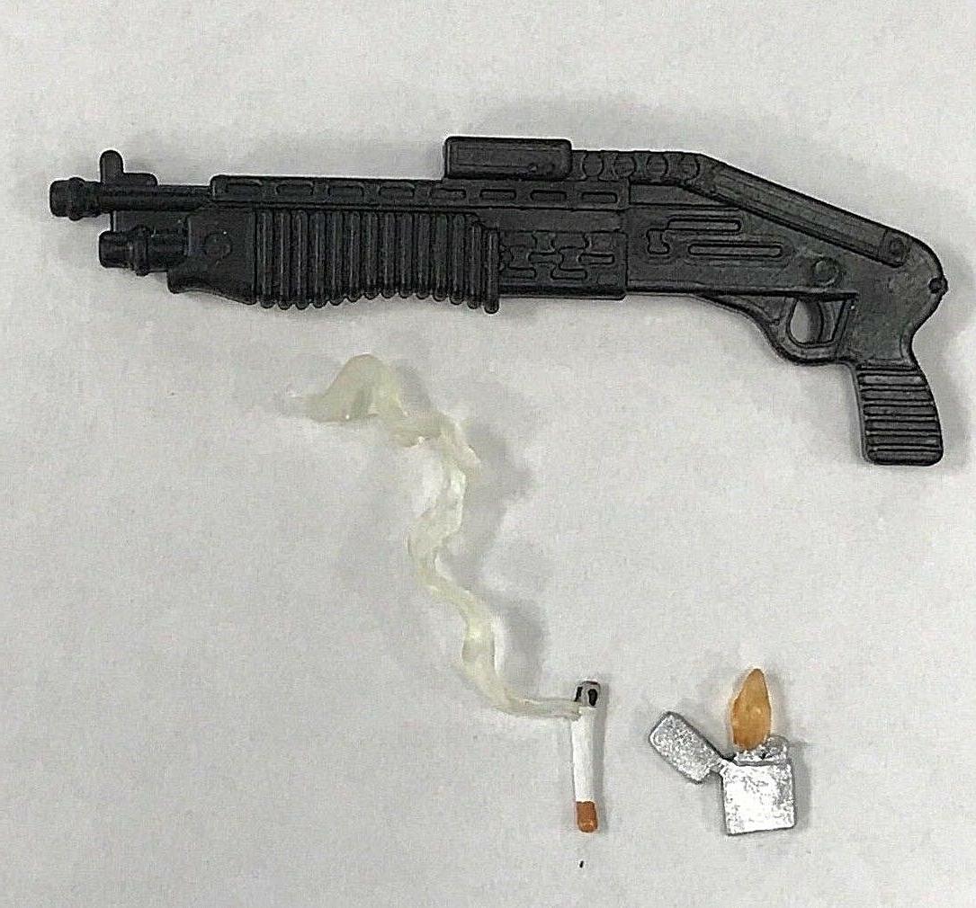 FIG-SGCL: 1/12 scale Toy Cigarette, Lighter, Shotgun for Mar