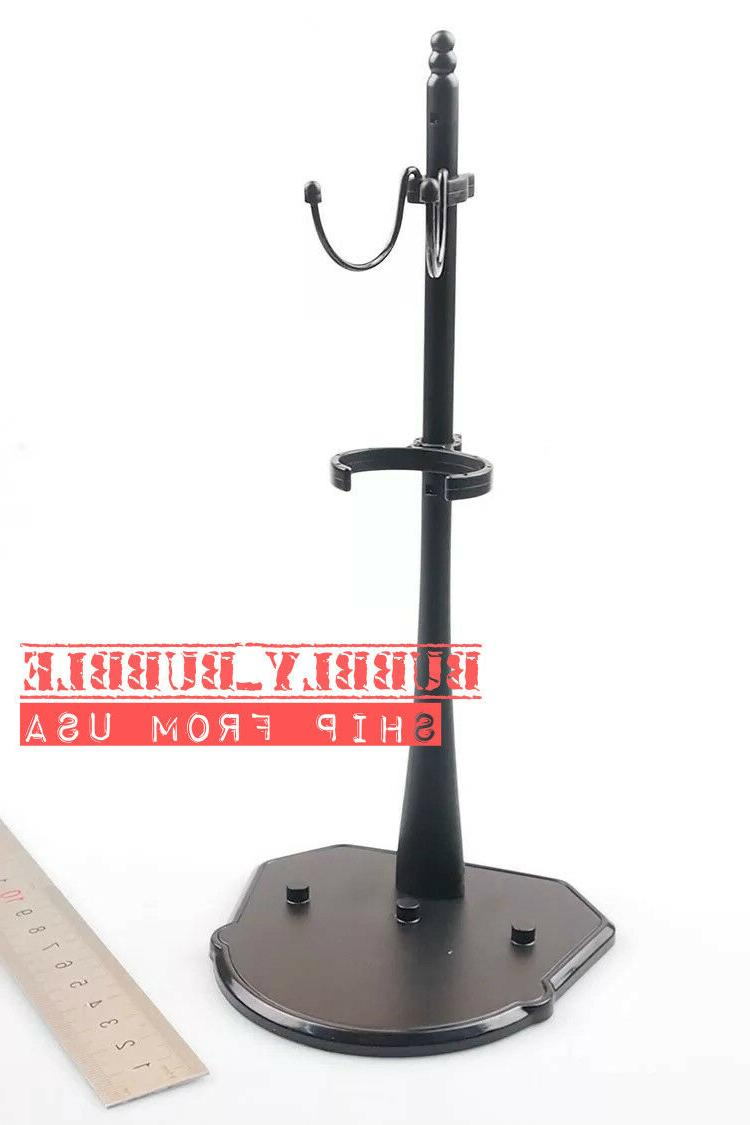Figure Stand For 1/6 Scale Action Figure Hot Toys PHICEN Dis