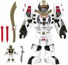 Fisher-Price Boys Imaginext White Ranger & Tigerzord Action