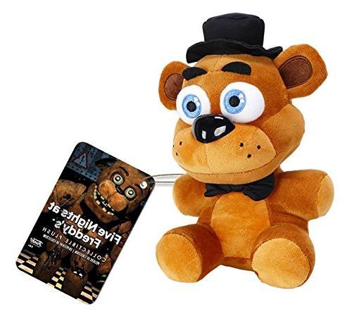 Five Nights at Freddys Fazbear Collectible Plush 7 by FUNKO