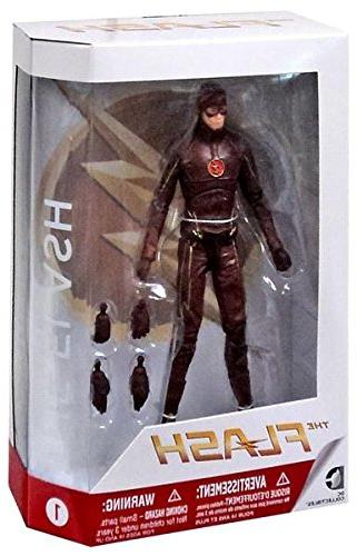 flash action figure collectibles