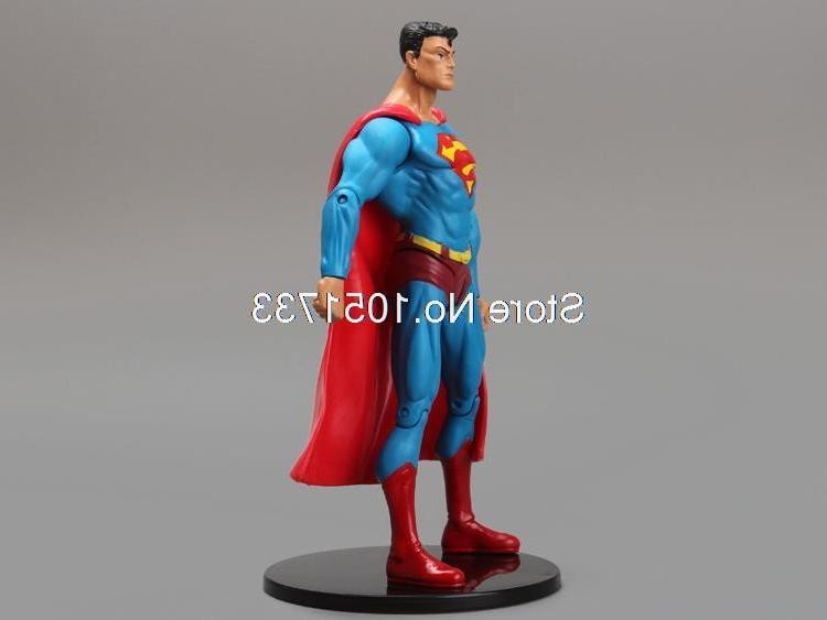 "<font><b>DC</b></font> Superhero PVC <font><b>Figure</b></font> Model 7"" 18CM Free"