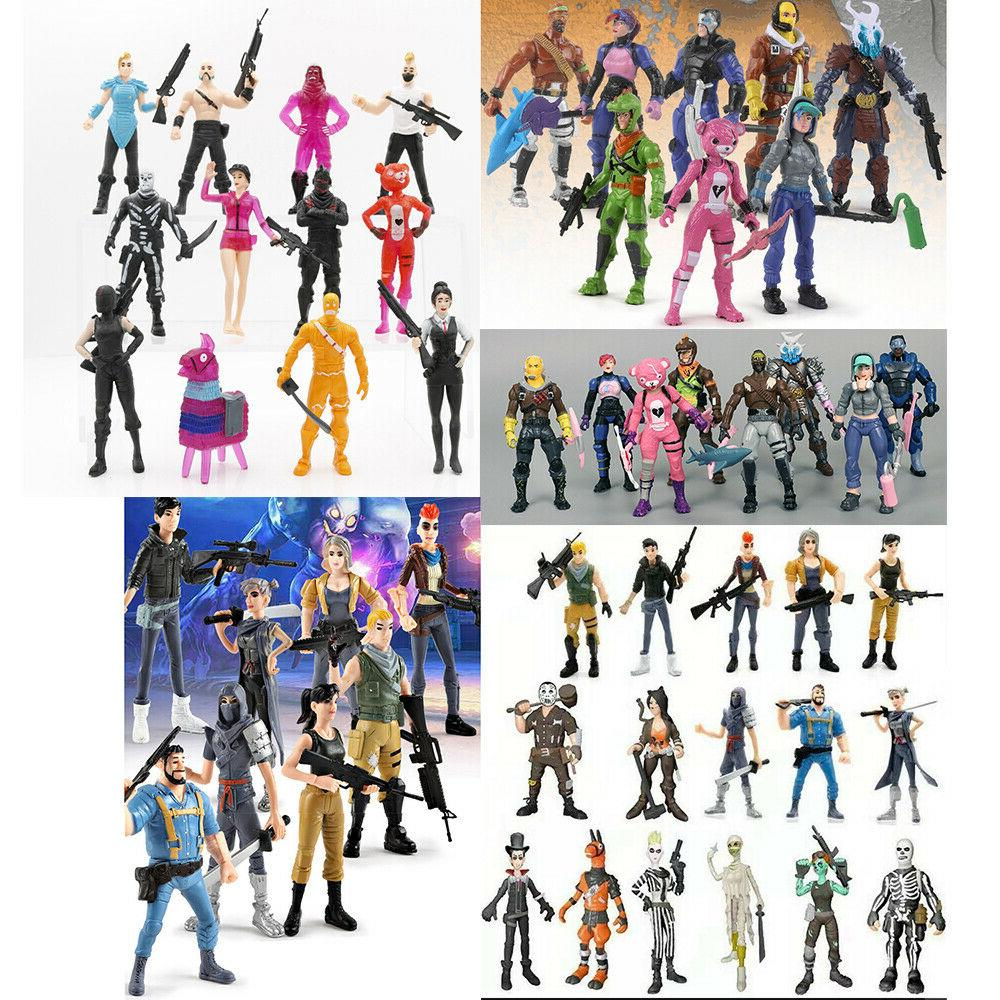 fortnite toys action figures gift toy set