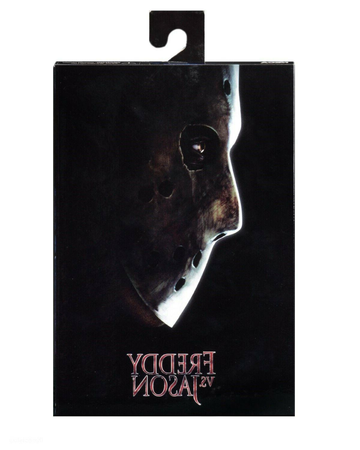 "Freddy Jason 7"" Scale Figure - Ultimate - NECA"