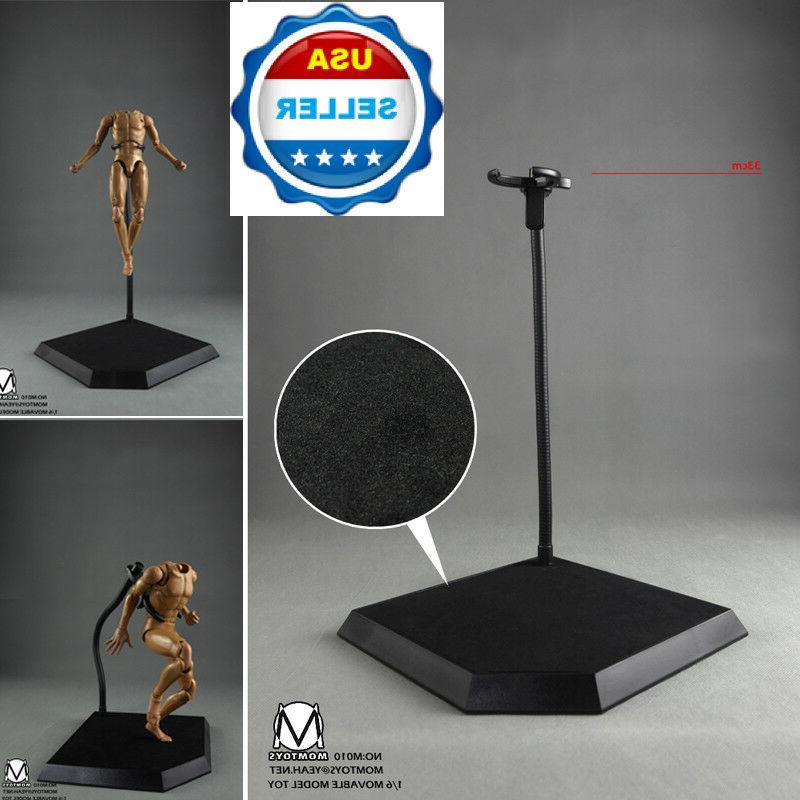"""*FREE SHIPPING* Dynamic Stand For 12"""" Action Figure Hot Toys"""