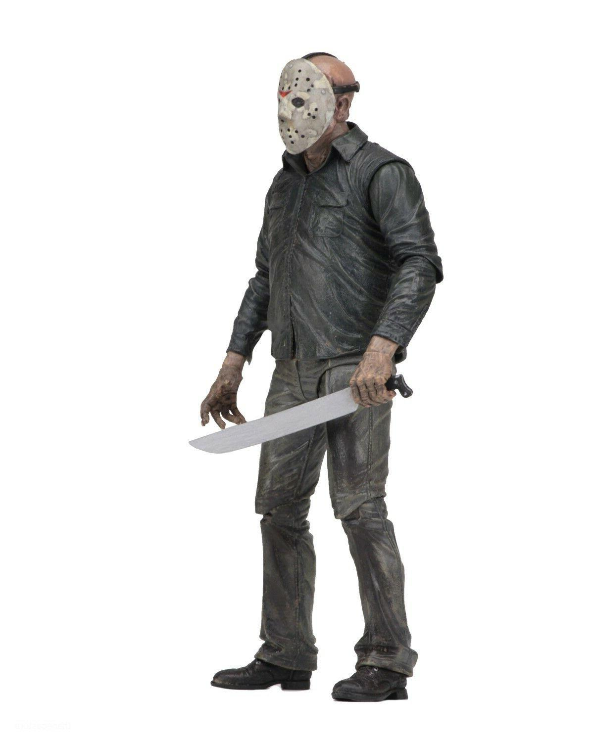 "Friday the 13th 7"" - Ultimate Jason Voorhees - NECA"