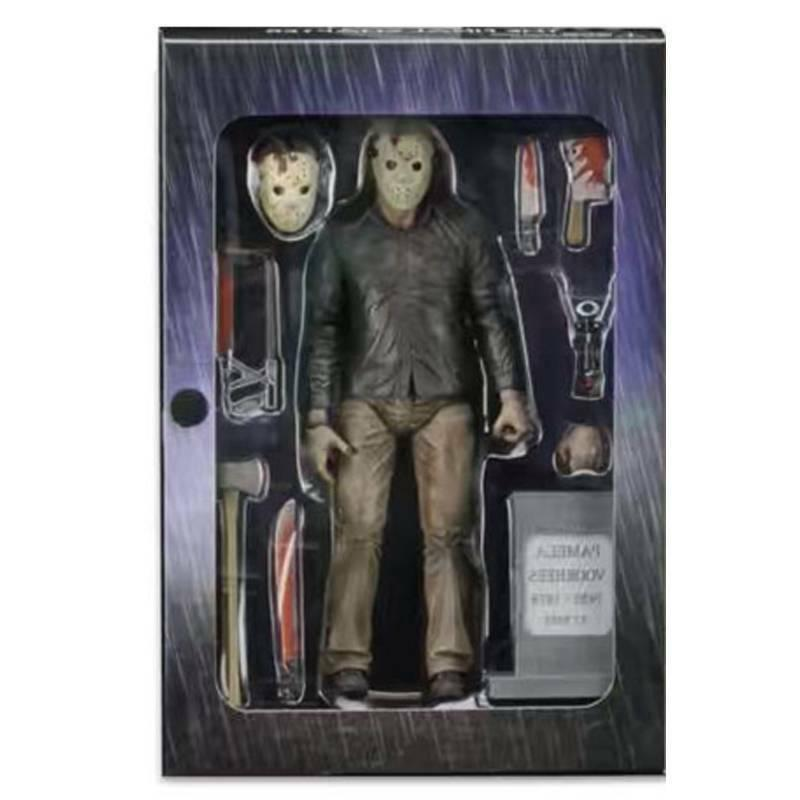 "Friday Freddy vs Jason 7"" Figure Ultimate Model Kid Toy"
