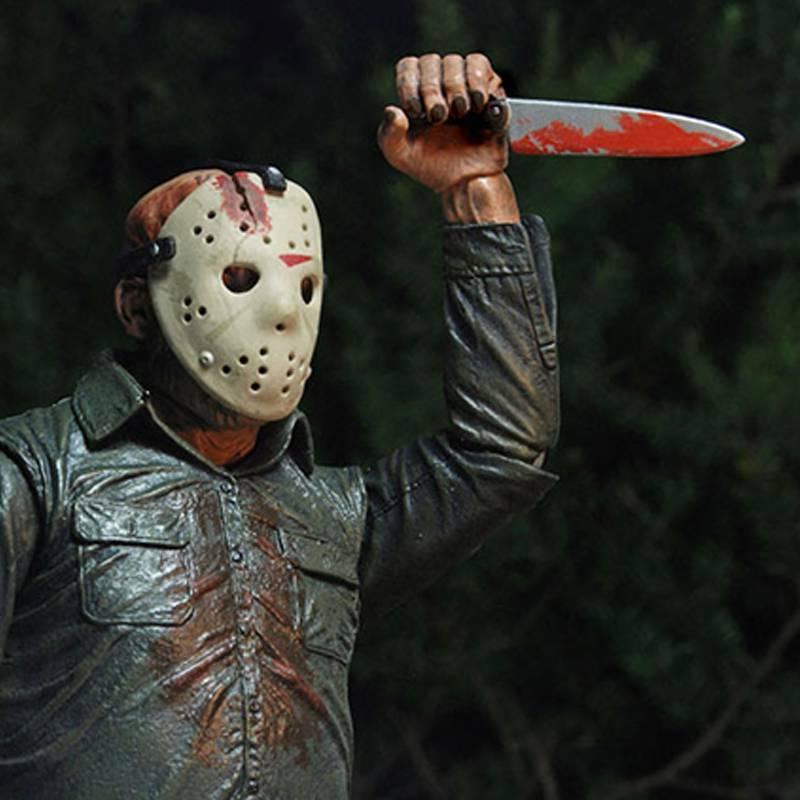 "Friday the 13th vs Jason 7"" Figure Kid"