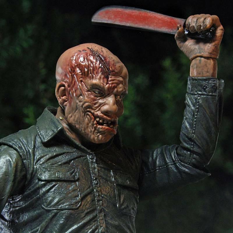 """Friday 13th Freddy vs Jason 7"""" Figure Kid"""