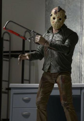 Friday 4 Jason Voorhees Action Figure