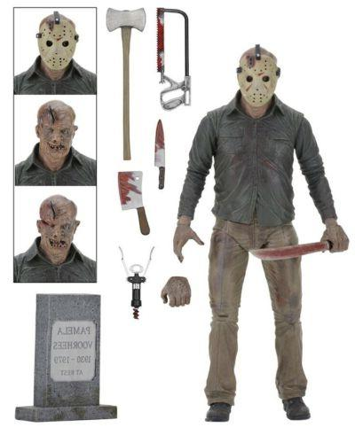 Friday the 4 Jason Action Figure