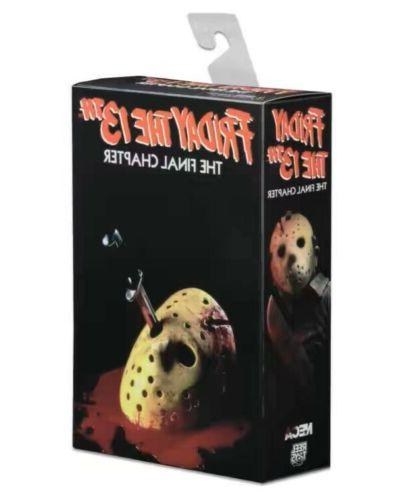 Friday the 4 Jason Voorhees Action Figure
