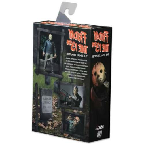 "Friday 13th Part 4 Jason 7"" Figure"