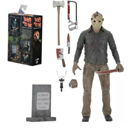 Friday Jason Voorhees Figure