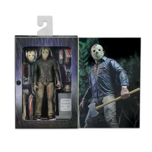 """Friday 4 The Chapter Jason Voorhees 7"""" Figure"""