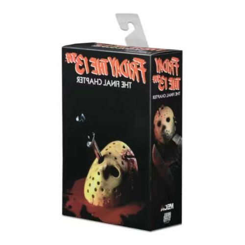 "Friday The 4 The Chapter Jason 7"" Figure"