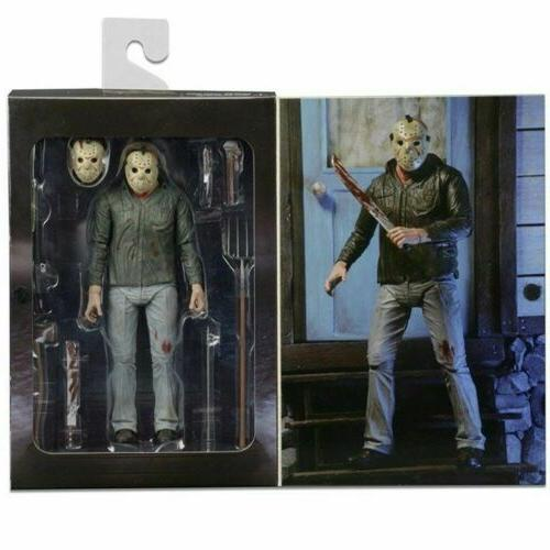 "7"" Scale Friday the JASON Figure"