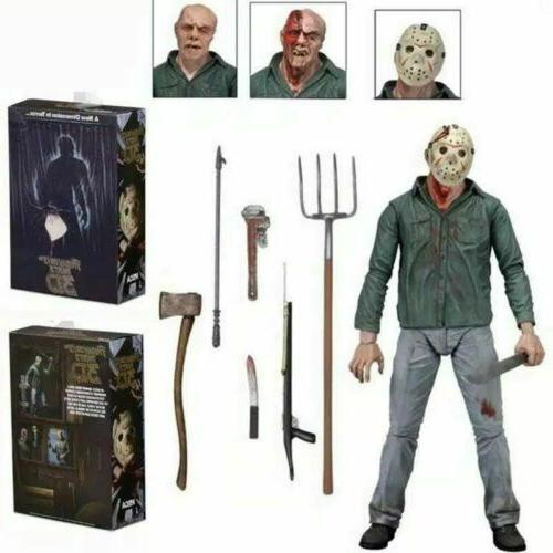 7 scale friday the 13th part iv