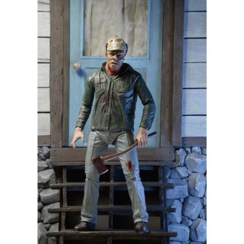 """Friday 13th IV 7"""" Ultimate Figure"""