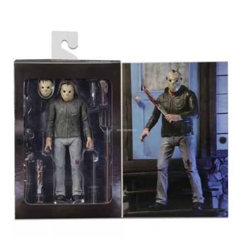 "Friday 13th IV 3D JASON 7"" Figure USA"